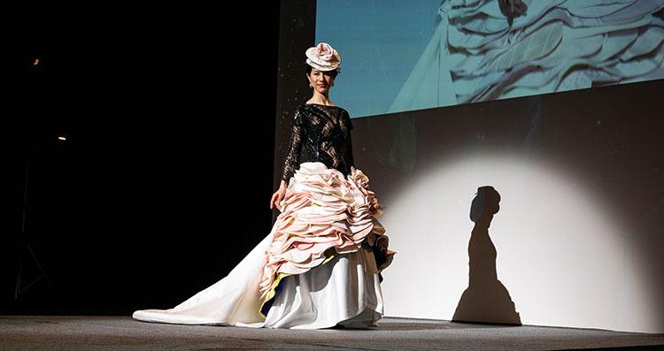 第28回アミューズ岐阜・春夏ファッションショーが開催されました。