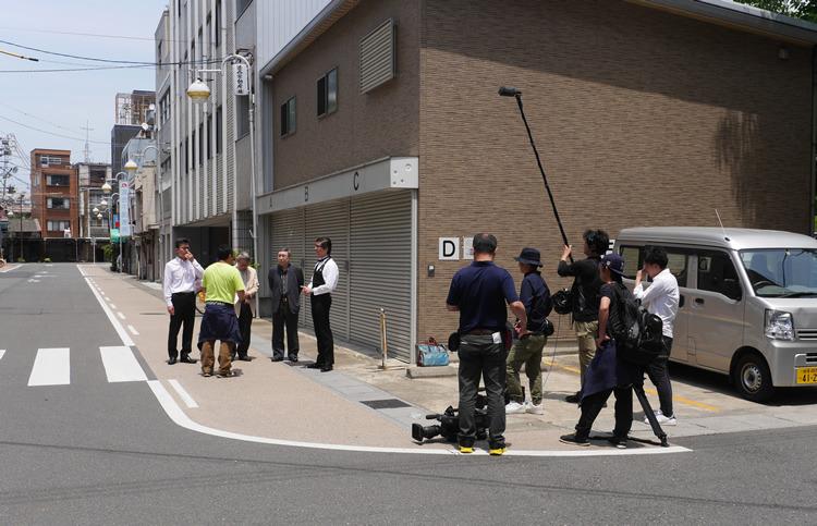 テレビ「昭和がらくた劇場」で駅西銀座振興会が取り上げられました。